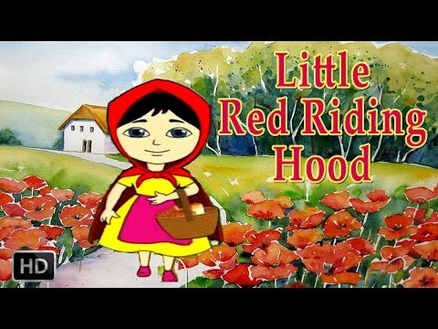 Little Red Riding Hood Full Story Grimm S Fairy Tales Youtube