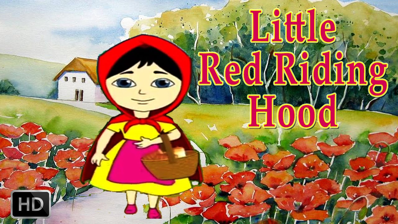 Red Riding Hood Fairy Tale Story