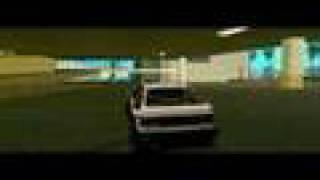 AE86 Garage Drift