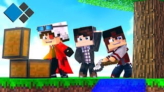 10 ЧЕЛОВЕК НА ОСТРОВЕ! СКАЙБЛОК С ПОДПИСЧИКАМИ 5 СЕЗОН! 4 СЕРИЯ! Minecraft SkyBlock