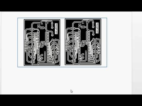 3 cách đơn giản để copy mạch in ra nhiều bản