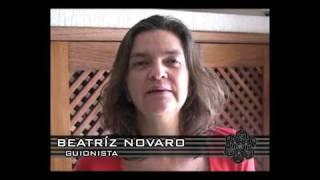 Invitación Por Parte de Beatríz Novaro al Festival ZOÓTROPO 2010