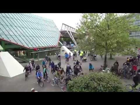 Critical Mass Wuppertal - Mai 2014
