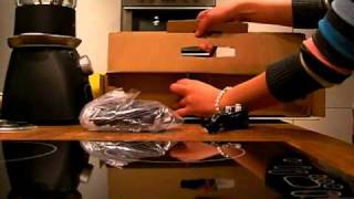 Unboxing Sony VAIO F series - HD Entertainer VPCF13M0E/B