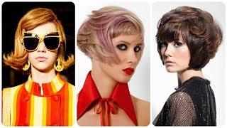 Nowoczesne pomysły na fryzura bob z grzywką