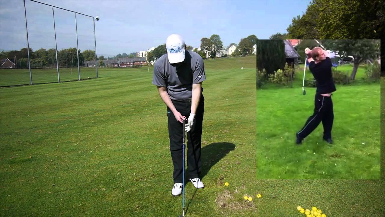 The Golf Swing How To Swing the Golf Club with the Correct ...