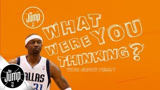 Former Dallas Mavericks, Boston Celtics and Milwaukee Bucks guard Jason Terry explains what he was thinking during some of his most memorable NBA ...