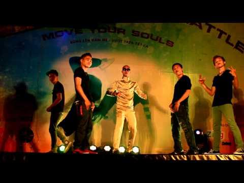 Hanoi Jam - Big Brothers @ All Style Battle [HanoiDVD]