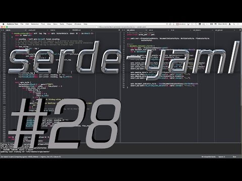 serde-yaml #28 [sequence serialization - basic infrastructure]