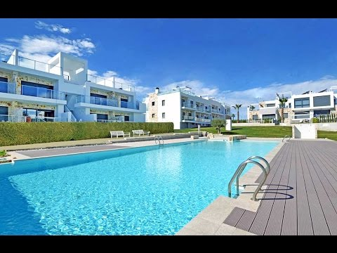 Apartments with sea views near Punta Prima, Torrevieja