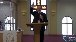 Pünkösdi Gyülekezet – igét hirdet Csóka Efraim lelkész