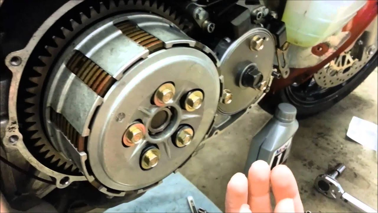 The Dreaded Starter Clutch Repair  Tech Tips And How To