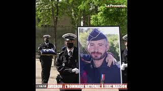 Le 18:18 - édition spéciale à Avignon : l'hommage national rendu à Eric Masson