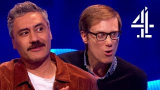 Stephen Merchant & Taika Waititi's Funniest & Weirdest Moments on The Last Leg!