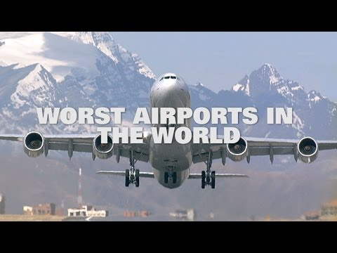 Top Ten Worst Airports in the World 2014 Travel Video