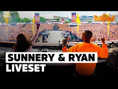 Sunnery James & Ryan Marciano (DJ-set) | Live op 538Koningsd