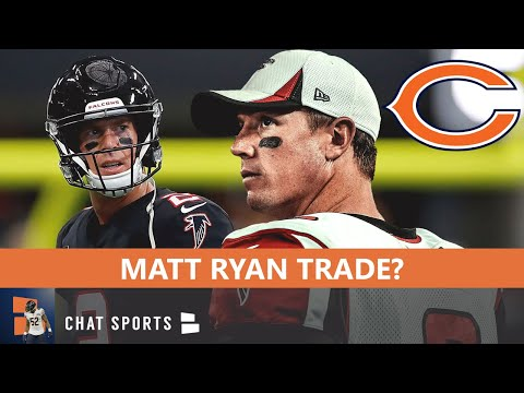 Bears Trade Rumors On Matt Ryan: NFL Daily Lists Chicago As Trade Destination For The Falcons QB