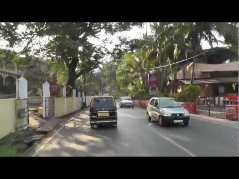 Driving Goa India Continued