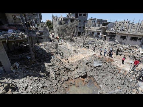 ما هي آخر المستجدات الميدانية في قطاع غزة اليوم؟  - نشر قبل 2 ساعة