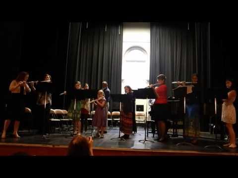 Madrigal for Flute Ensemble