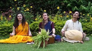 Śrī Nṛsiṁha Kīrtana - Narasimha Chant with Aleah Gandharvika, Radhamadhava Das & Jess Amba