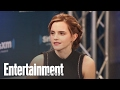 Emma Watson Clears Up 'La La Land' Casting Rumors | Entertainment Weekly video & mp3