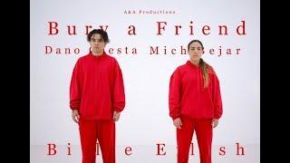 Billie Eilish - Bury a Friend / Coreografía por Mich Bejar y Dano Cuesta