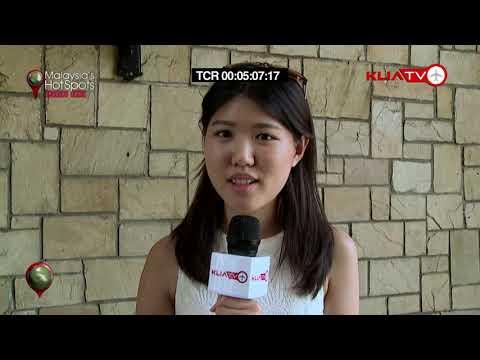 Presentation of Berjaya Hills - CEO (Teh Ming Wah)
