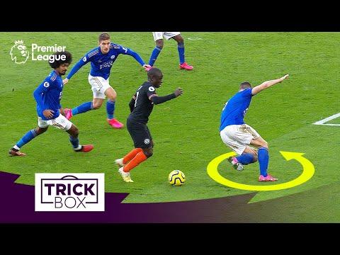 N'Golo Kante Sends Jonny Evans SPINNING! 😱   Best Premier League Skills MW25