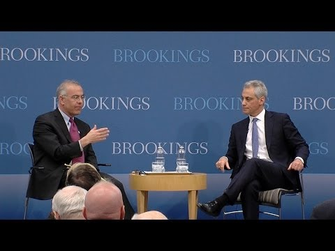 Rahm Emanuel: Chicago the 23rd Largest Economy in World