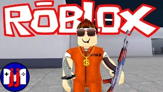 Let's break out of this cell! :: GamerboyJJM :: Roblox Prison Life 2