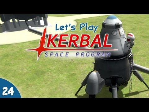 Kerbal Space Program - 0.16 Update with Extra-Vehicular Acti