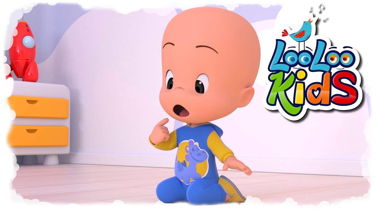 Head, Shoulders, Knees and Toes - Educational Songs for Children | LooLoo Kids