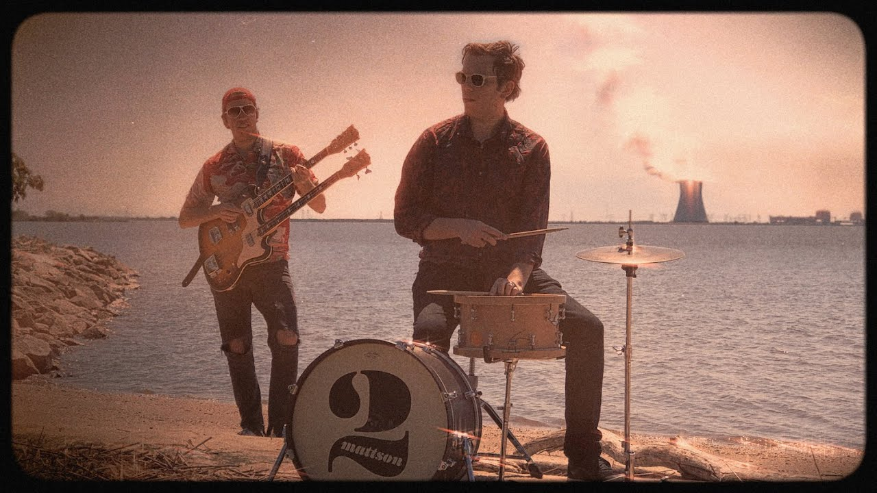 """The Mattson 2 - """"Shell Beach"""" (official music video)"""
