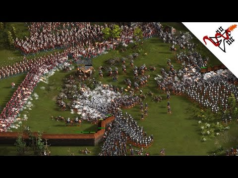 Cossacks 3 - 6P FFA NEVER SURRENDER | Multiplayer Gameplay