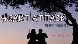 Heart attack - demi lovato | lyrics eng/ina| terjemahan indonesia