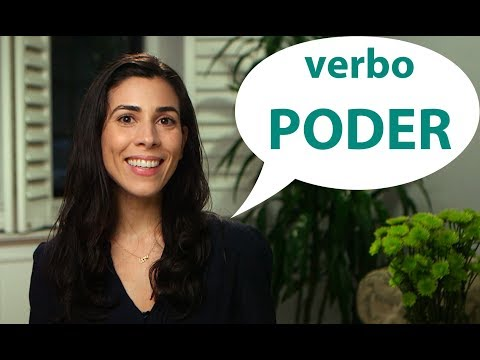"""Can you speak Portuguese? How to use the verb """"poder"""" can"""