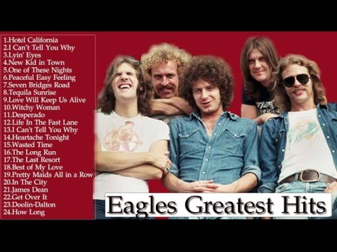 Eagles Greatest Hits || The Very Best Of Eagles