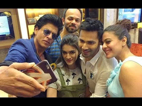 Dilwale Song 'Manma Emotion Jaage' Launch - FULL VIDEO