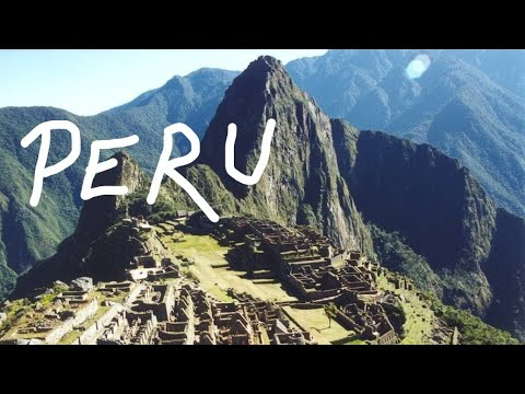 Don't Forget Your Big Ticket - The Best of Peru and Bolivia Part 1