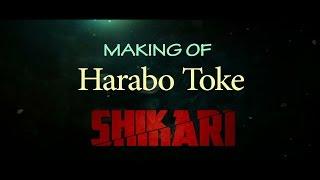 Making Of Harabo Toke Shikari | Shakib Khan | Srabanti | Eskay Movies