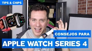 Tips: Apple Watch Series 4 #TipsNChips @japonton