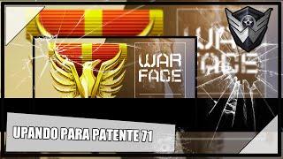 DIVIDRO - UPANDO PARA PATENTE 71 (MORRIGAN) - BANDEIRA BRANCA WARFACE BRASIL