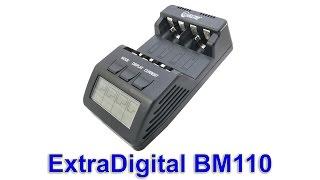 Зарядное устройство ExtraDigital BM110 - Распаковка и обзор - Интересные гаджеты