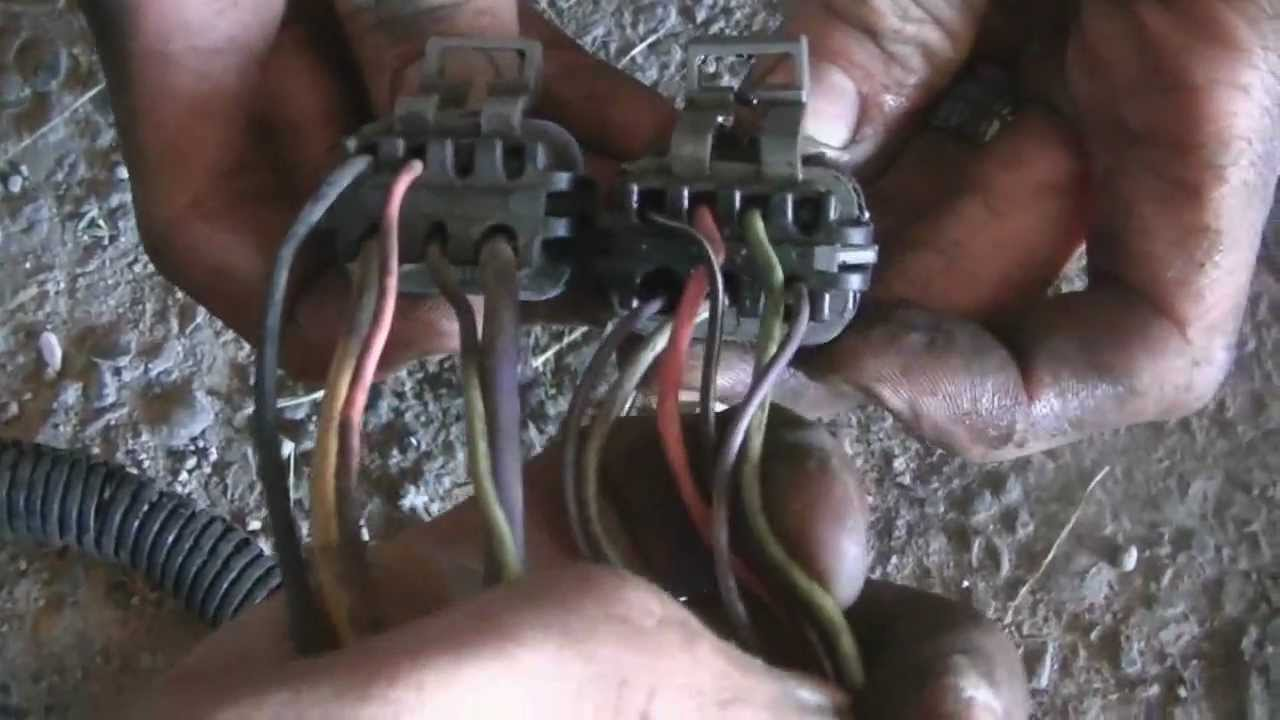 98-94 S10 Transmission wiring ?\'s (07/23/12) - YouTube