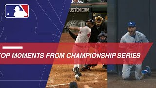 Relive the top moments from the Championship Series
