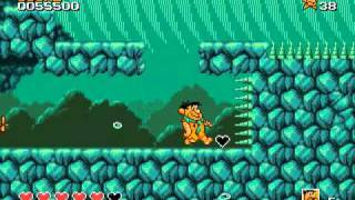 The Flintstones/ Los Picapiedras Gameplay