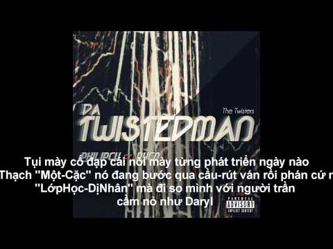 Da Twisted Man - Philipcu (Ft. Ryco)