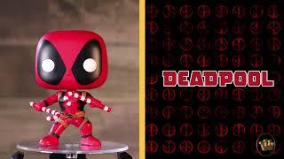 Deadpool Holiday Pop!