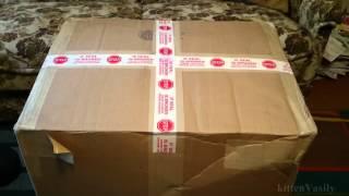 parcel from USA to Russia by USPS and EMS Post(Нюансы и сроки международной экспресс доставки посылки из Нью-Йорка в Москву с помощью USPS и EMS Post самолетом..., 2015-06-27T16:11:29.000Z)